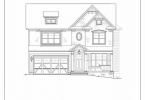 Front Elevation - 10010 Wildwood Rd