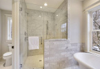 Master Suite Spa Shower