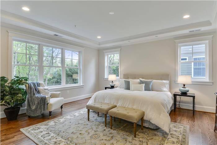Bethesda Maryland Master Suite Remodeling: Bethesda, Maryland Real Estate