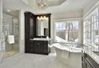 Master Suite Spa Bath