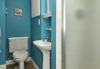 9927 Grayson - lower level full bath