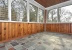 9927 Grayson - side porch